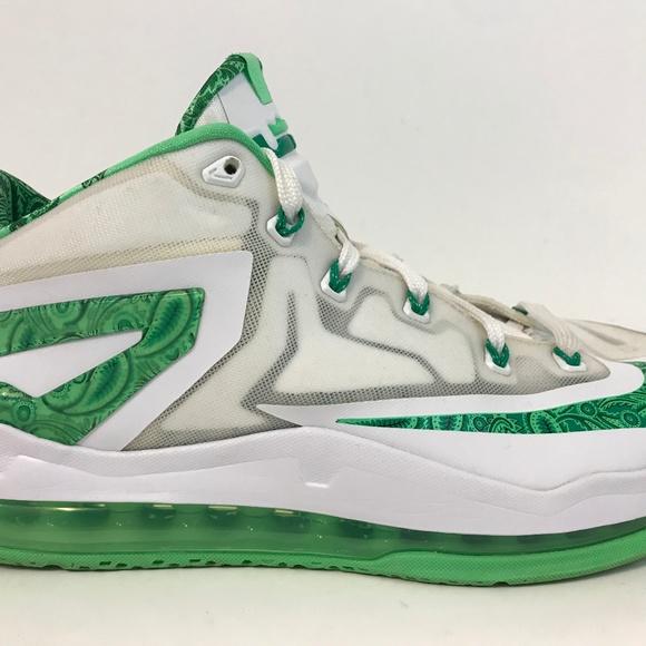 buy popular 61191 69a04 NIKE LeBron XI 11 Basketball Shoe Sz 8.5 Easter